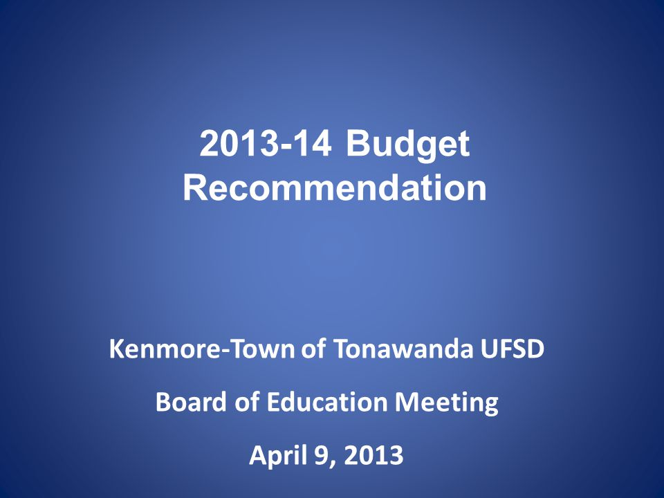 Recommended Budget Summary ItemAmount Budget$149,015,111 Budget Increase$1,238,495 Budget to Budget % Increase0.84% Tax Levy$75,249,941 Tax Levy Increase$3,350,513 Tax Levy % Increase4.66% Tax Rate$45.20 Tax Rate Increase$2.01 Tax Rate % Increase4.66% Instructional Staff Position Reductions17 Support Staff Position Reductions24 Fund Balance and Reserve Use$10,727,571 Increase on $100,000 Full-Market Value House$95