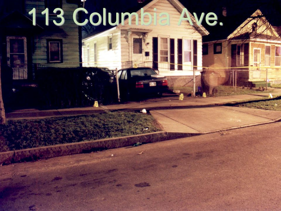 Residents of location called 911 113 Columbia Ave. (Genesee Section) 113 Columbia Ave.