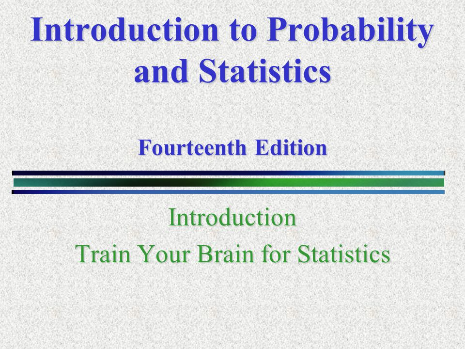 Descriptive Statistics When we can enumerate whole population, We use DESCRIPTIVE STATISTICS:DESCRIPTIVE STATISTICS: Procedures used to summarize and describe the set of measurements.