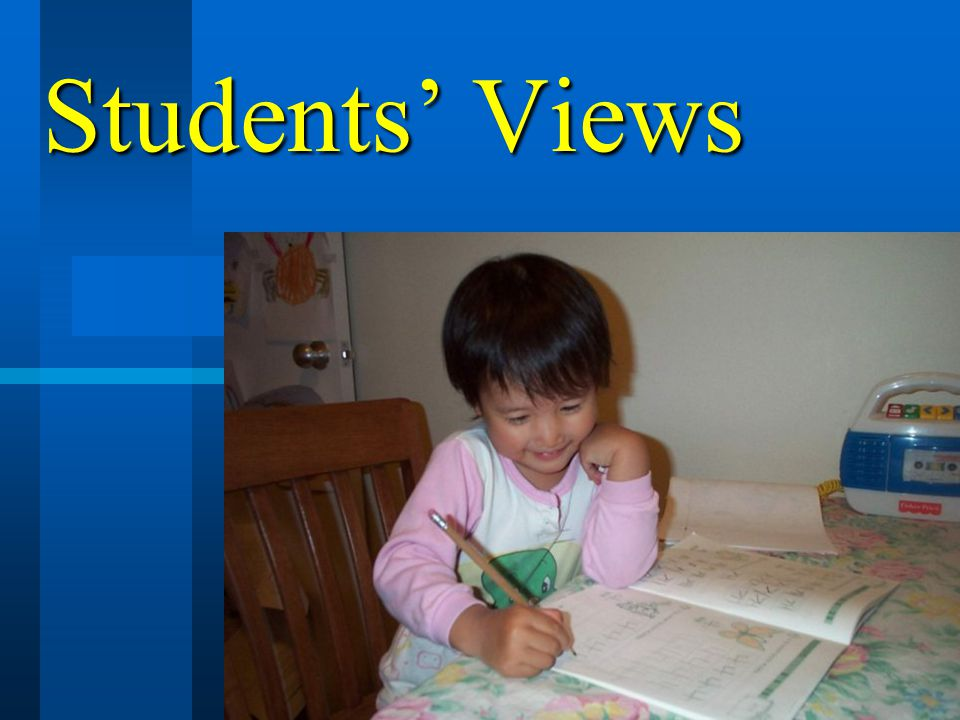 Students' Views