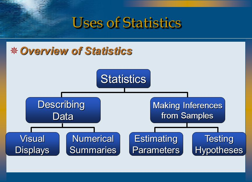 Uses of Statistics  Auditing  Marketing Sample from over 12,000 invoices to estimate the proportion of incorrectly paid invoices.Sample from over 12,000 invoices to estimate the proportion of incorrectly paid invoices.