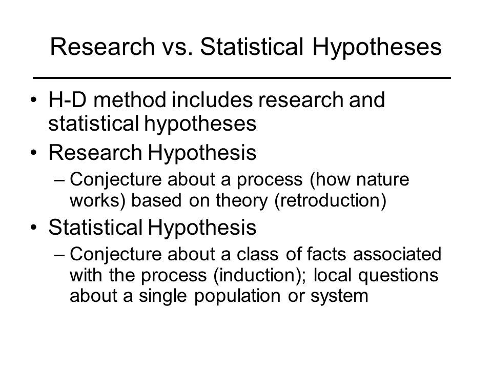 Statisticians Have Long Debated Hypothesis Testing Relative use of research vs.
