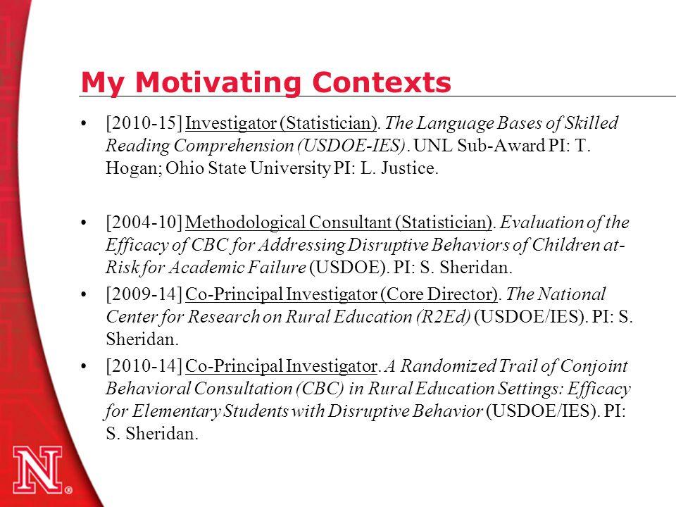 Parent-Teacher Relationship: Parent vs. Teacher Reports Parent-ReportTeacher-Report