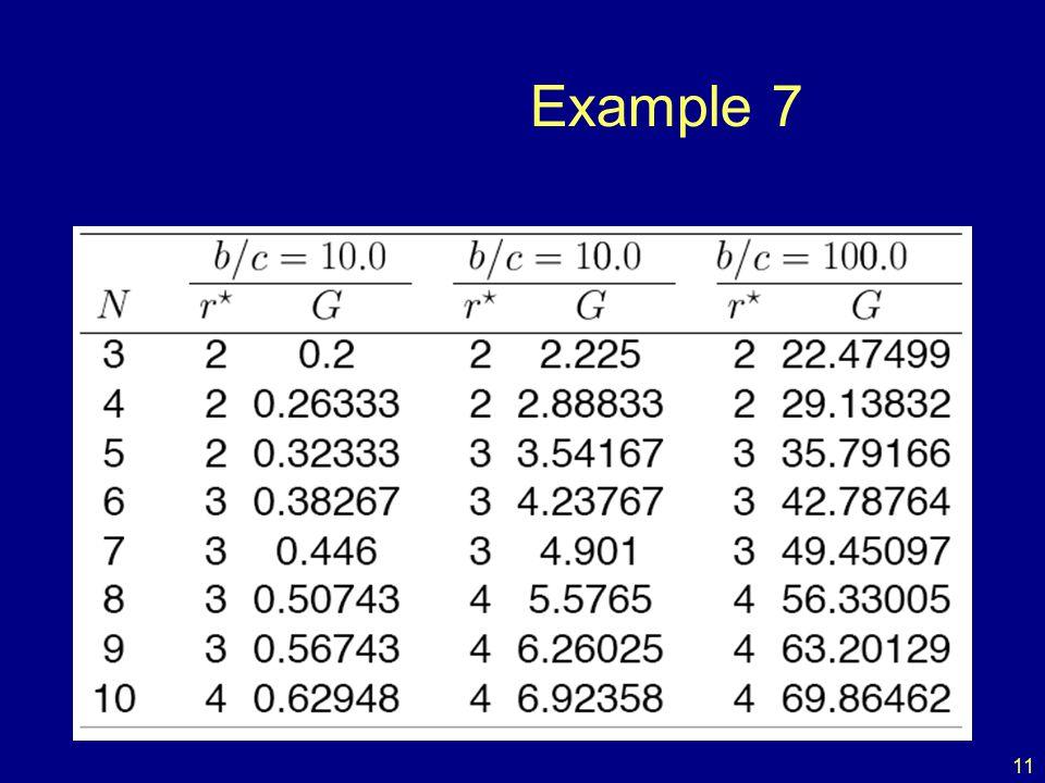 11 Example 7