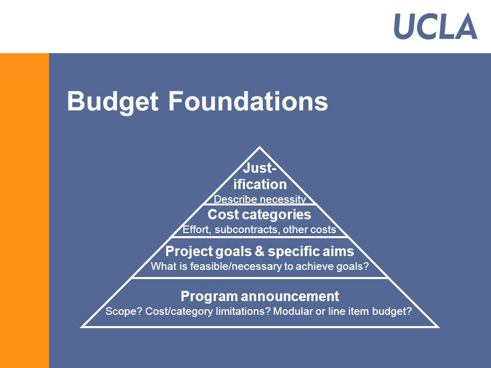 UCLA Electronic Disclosure Gateway (eDGE)  By law, the PI and other Investigators must disclose their significant financial interests to UCLA before a proposal can be submitted  Disclosures are required for all research awards, including some that previously did not require disclosure (i.e.