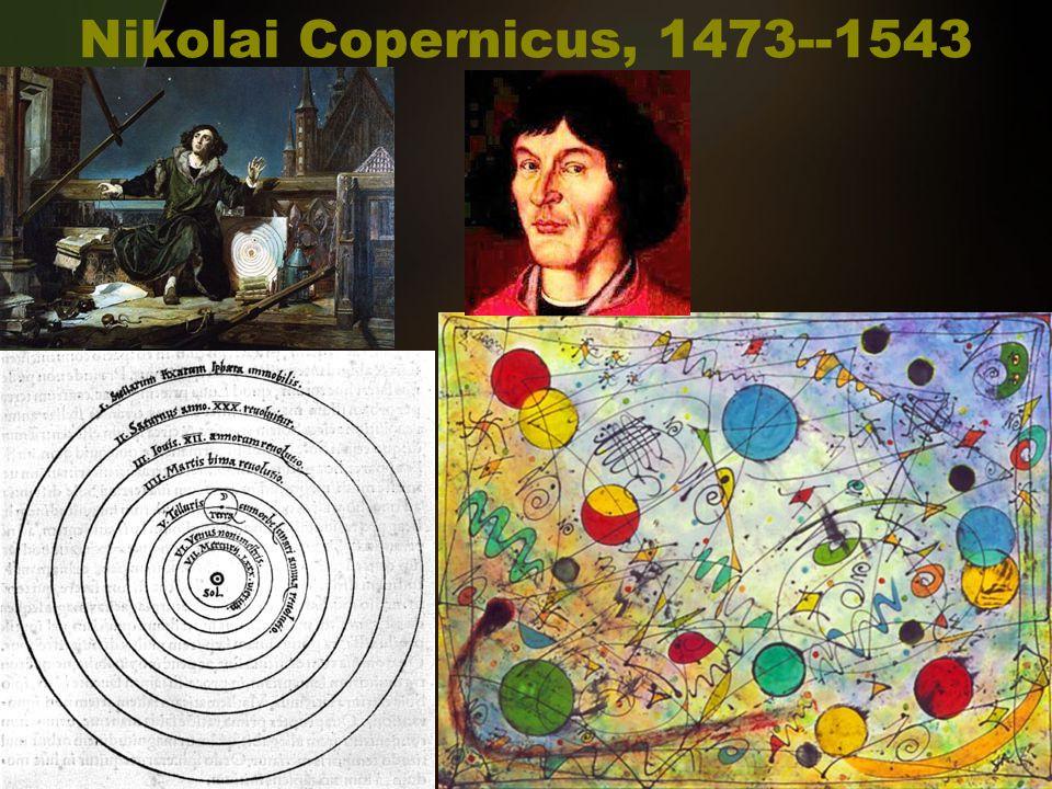 Nikolai Copernicus, 1473--1543