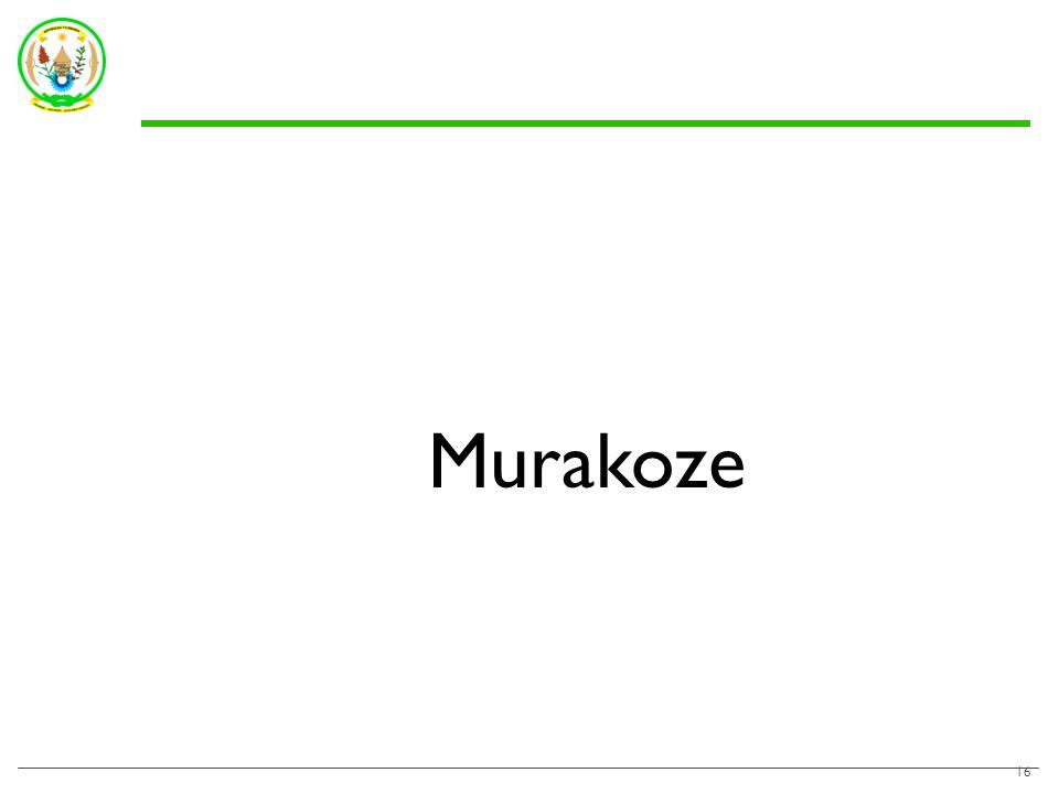 Murakoze 16