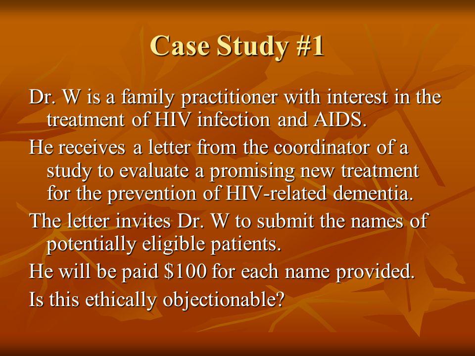 Case Study #1 Dr.