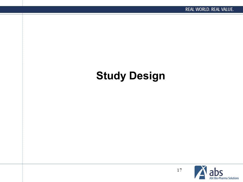 17 Study Design