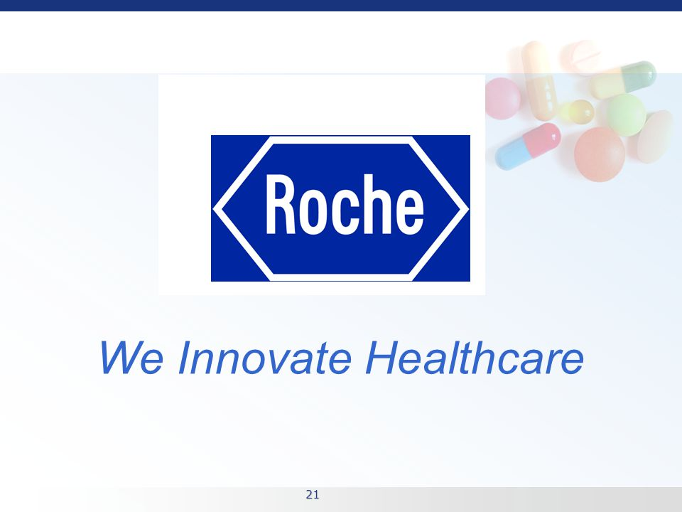 21 We Innovate Healthcare