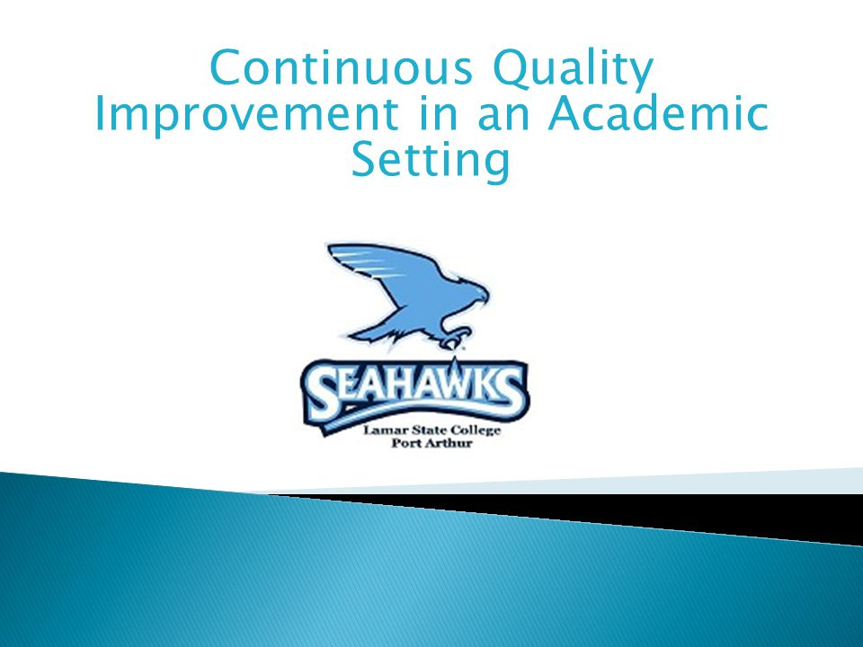 1. Dr. W. Edwards Deming 2. Processes & System 3. Customers & Suppliers 4. Quality Control