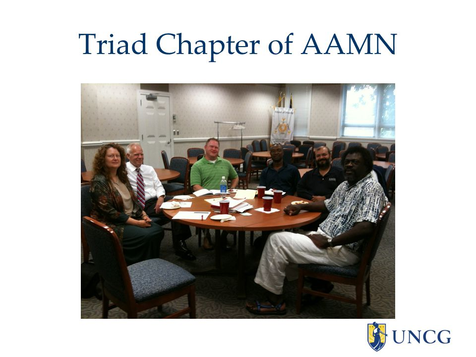 Triad Chapter of AAMN