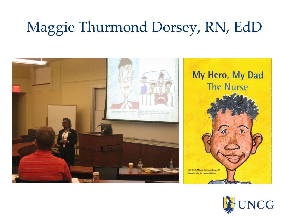 Maggie Thurmond Dorsey, RN, EdD