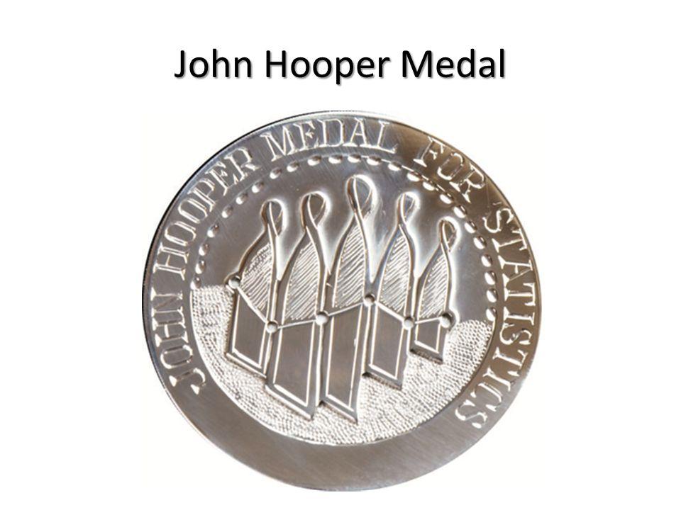 John Hooper Medal