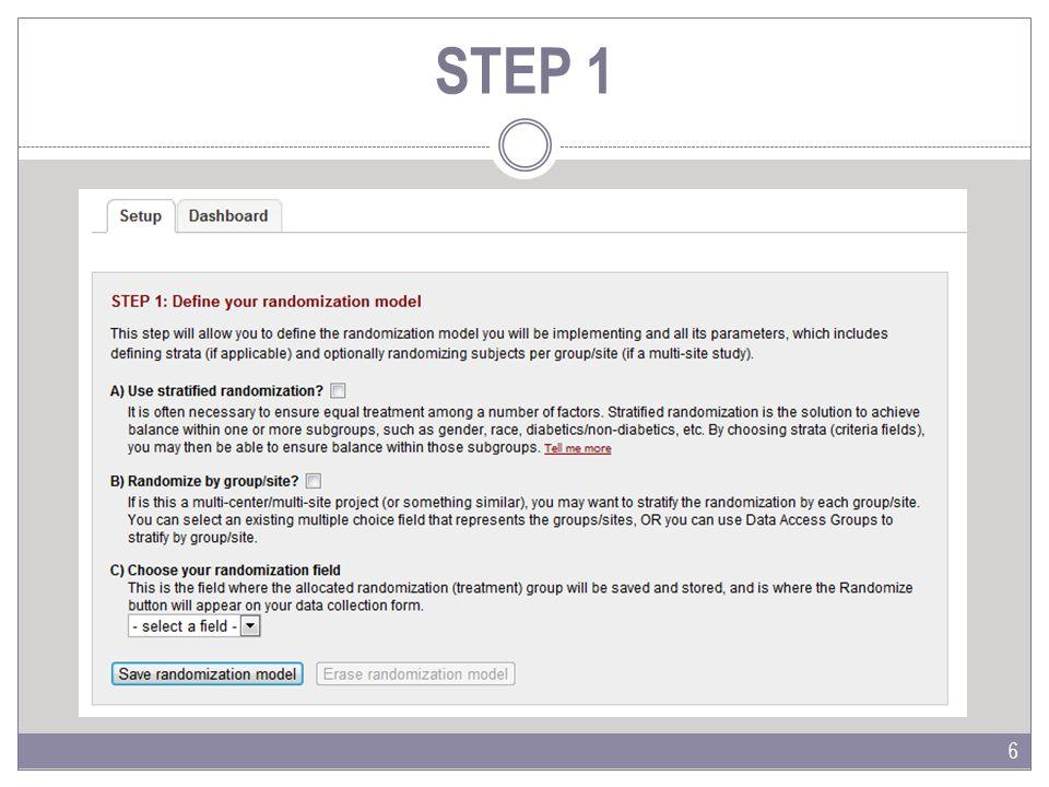 6 STEP 1