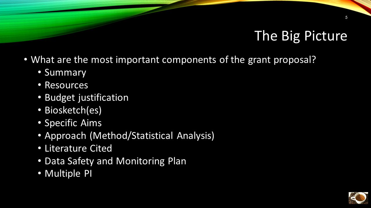 More Tips for a Successful Analysis Section 5.Generally, statistical analysis sections should use conservative estimates of effect size to ensure that study is well-enough powered.