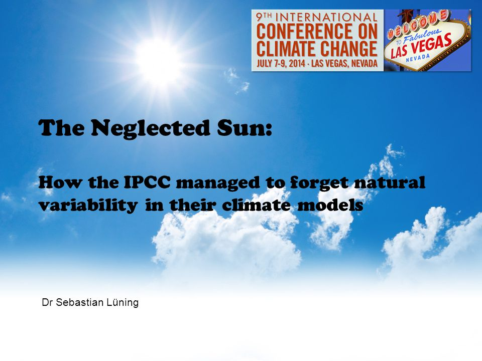 Our Sun 99.98 percent of the total energy contribution to the Earth's climate originates from the sun It appears plausible that small changes in solar output may have major climatic consequences on Earth