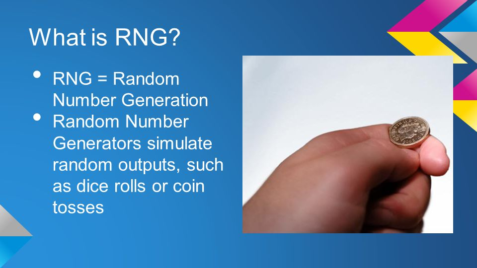 Traits of random numbers Random numbers should have a uniform distribution across a range of values o Every result should be equally possible Each random number in a set should be statistically independent of the others