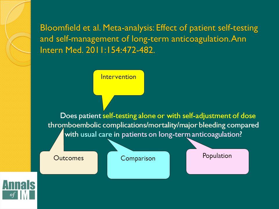 Bloomfield et al.