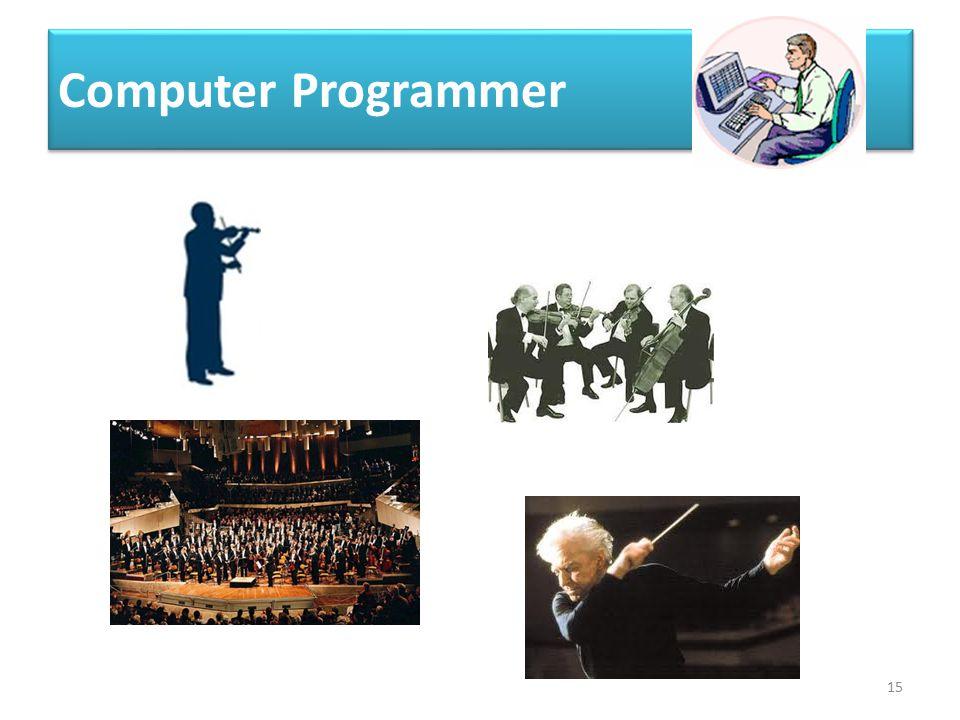 Computer Programmer 15