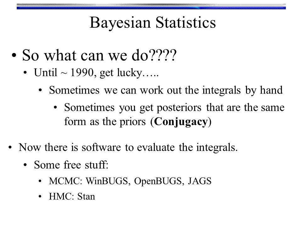 Bayesian Networks A scenario is represented by a joint probability function Contains variables relevant to a situation which represent uncertain information Contain dependencies between variables that describe how they influence each other.