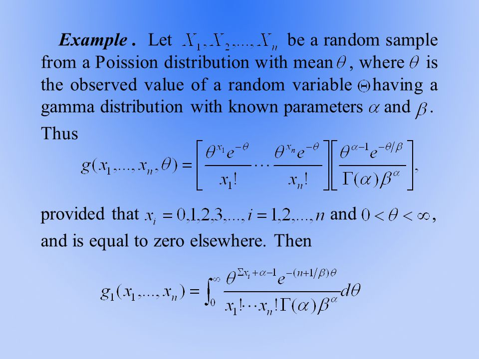 To satisfy the inequality Because then If all the values satisfy this inequality, then Equation (1) becomes This has the solution, which of course is most desirable with normal distributions.