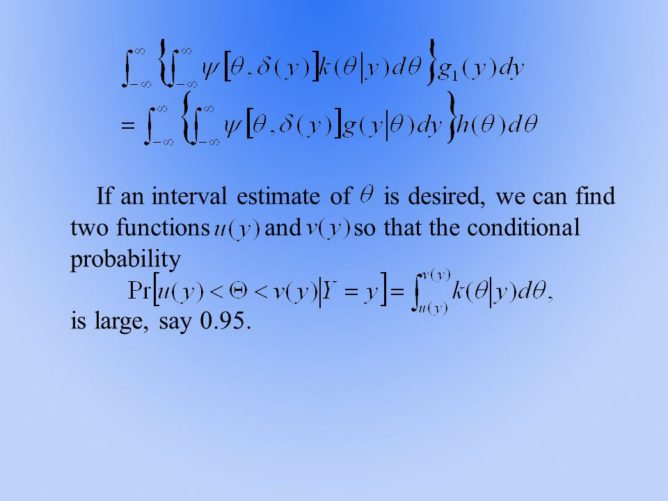8.2 Fisher Information and the Rao-Cramer Inequality Let X be a random variable with p.d.f.