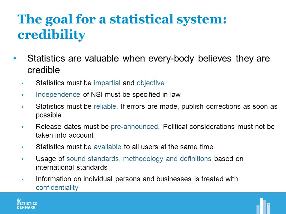  Easier to produce integrated statistics in a centralised system  has to be high on the agenda  But also a goal in a decentralised system to coordinate  surveys  statistical standards and methods  dissemination  meta data  Coordination is an important but difficult activity  cooperation agreements  meeting agreements  practical cooperation Same goals regardless of statistical system 7