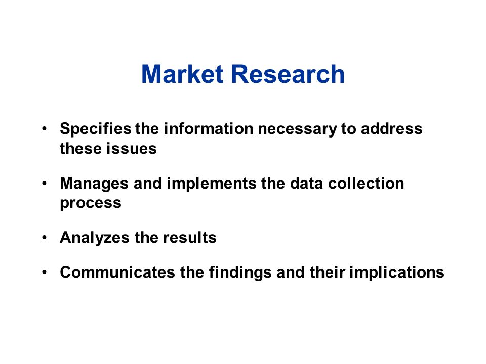 MIS Structured problems Use of reports Information displaying restricted Can improve decision making by clarifying new data Figure 1.9 Marketing Information Systems (MIS) vs.