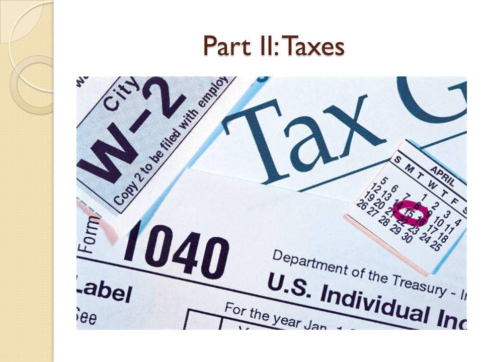 Why do we pay taxes?