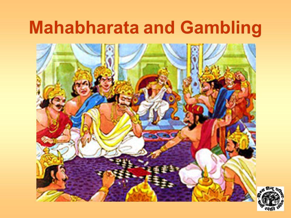  Mahabharata and Gambling