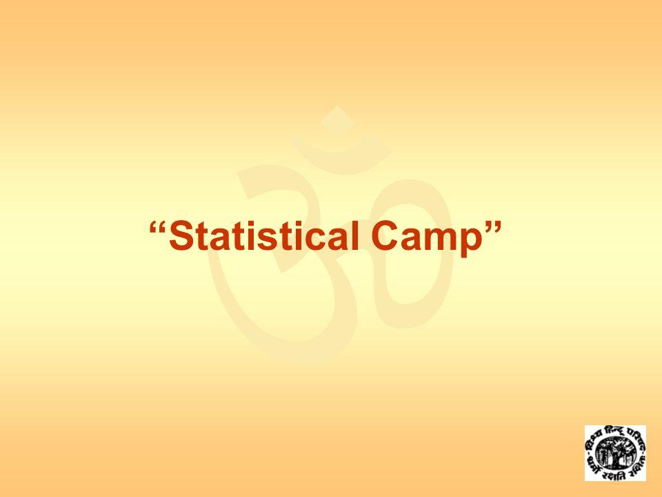  Statistical Camp