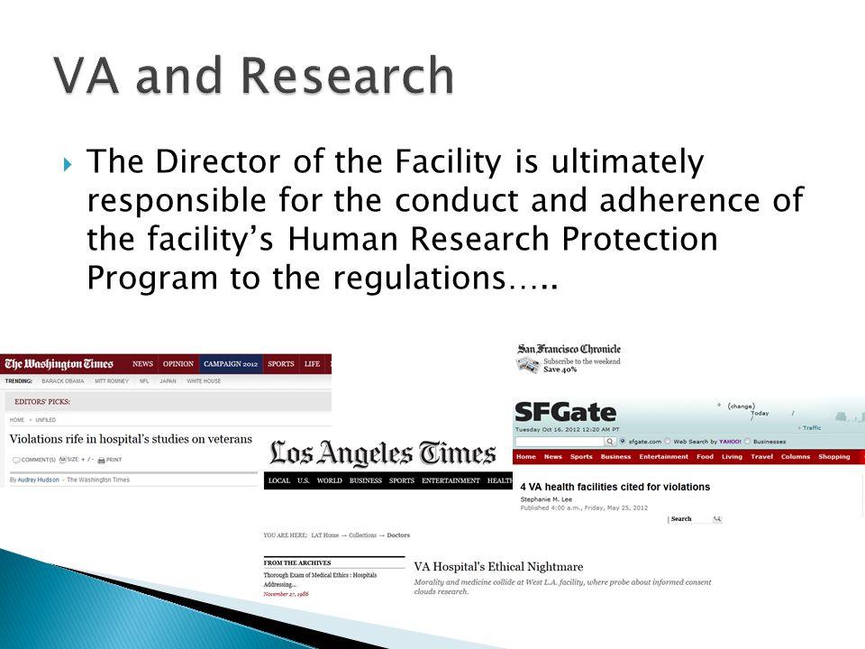 VHA Handbook 1058.05  VA Directive 6511  ASHP PGY1 Pharmacy Residency Outcomes, Goals, Objectives, Criteria