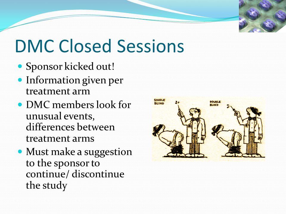 DMC Report – closed version