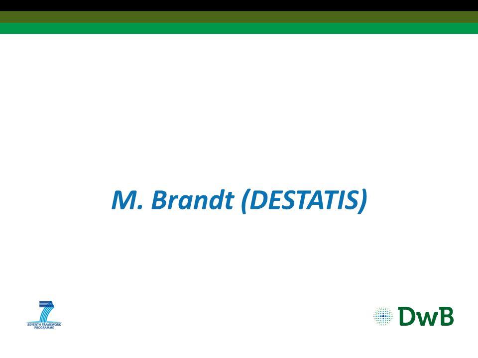 M. Brandt (DESTATIS)