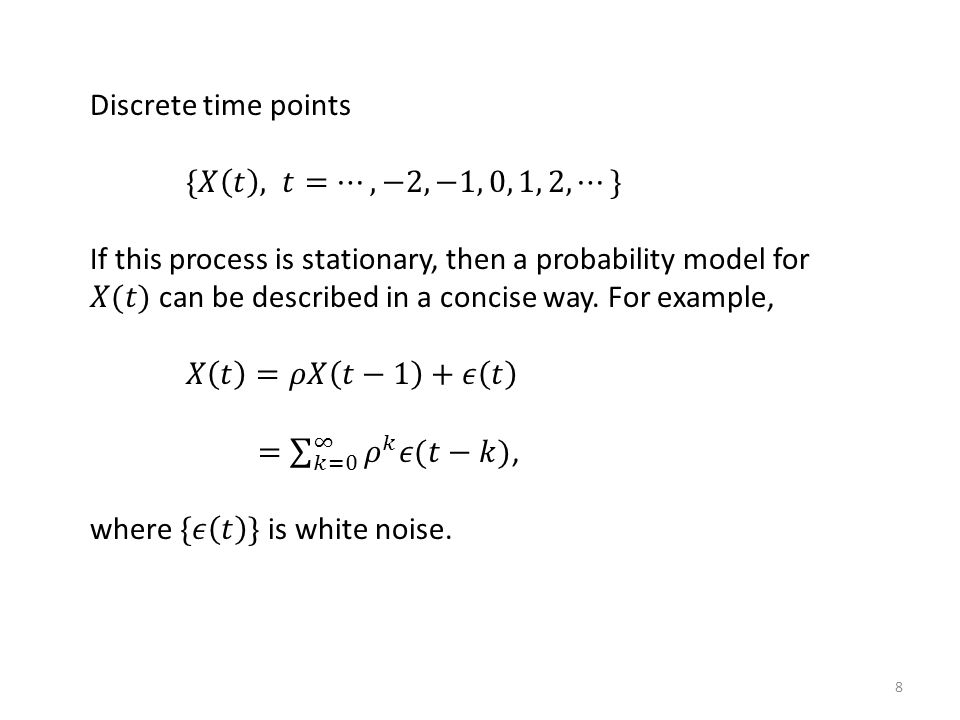 Directional Hypothesis Problem (Three decision problem): Suppose is rejected, but it is also important to find the direction of So the problem is to find subsets