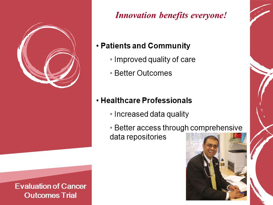 Innovation benefits everyone.