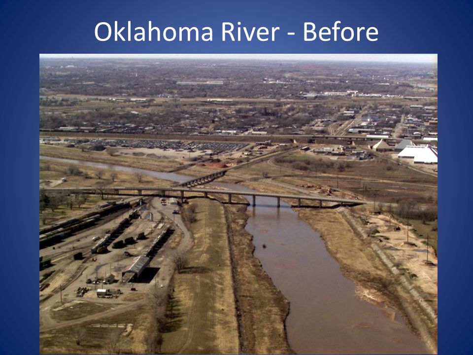 Oklahoma River - After