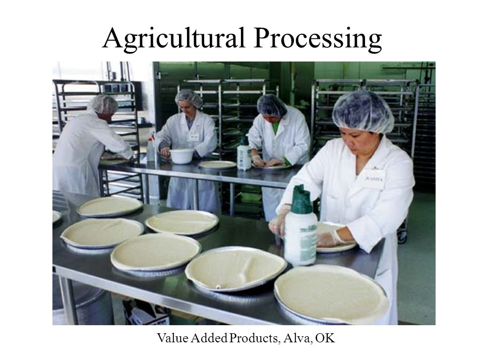 Value Added Products, Alva, OK Agricultural Processing
