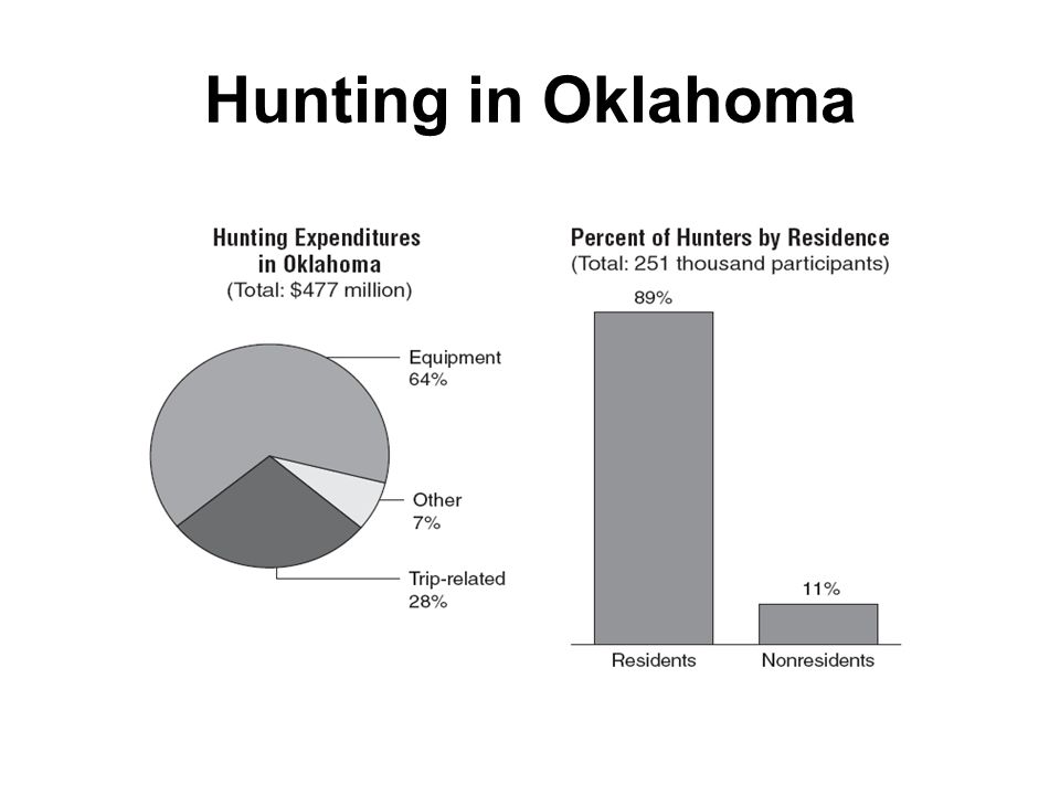 Education, cont'd. OKLAHOMA WILDLIFE EXPO 2005 – Our Chapter supported the Okla.