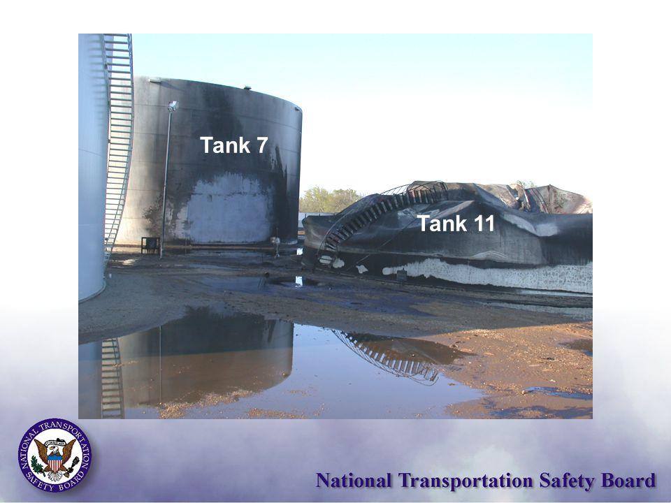Tank 7 Tank 11