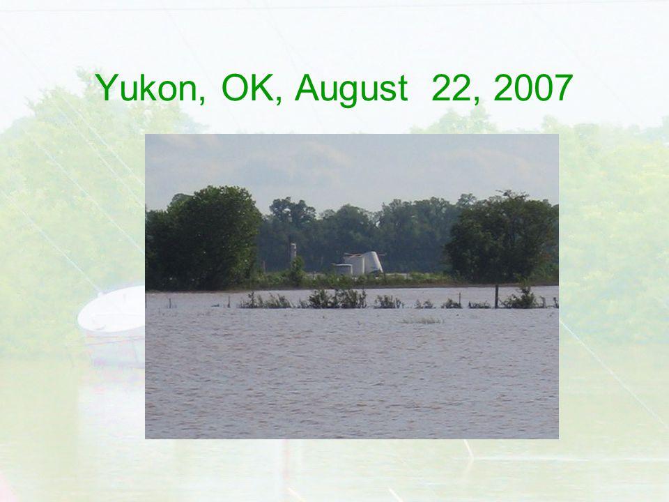 Yukon, OK, August 22, 2007