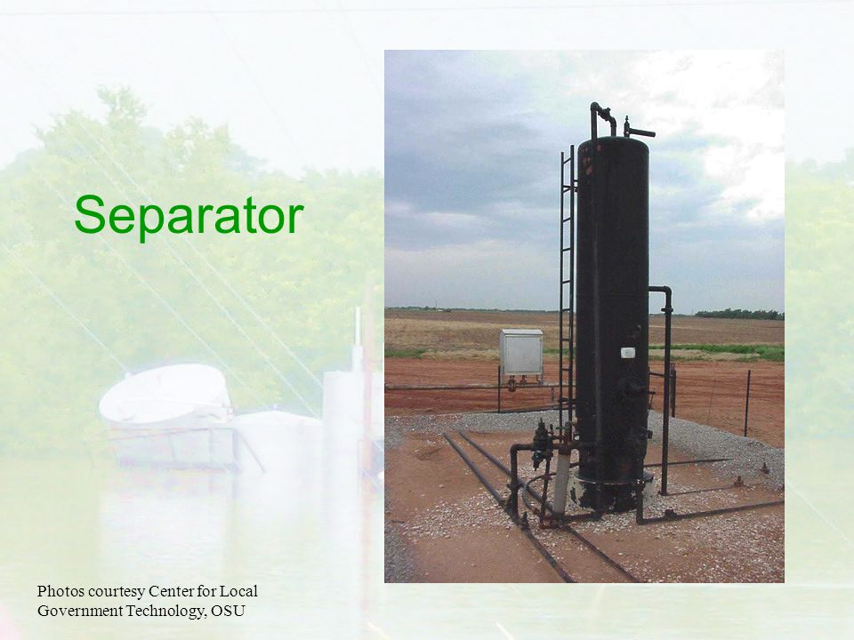 Separator Photos courtesy Center for Local Government Technology, OSU