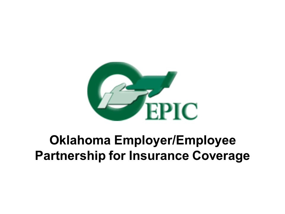 Oklahoma Employer/Employee Partnership for Insurance Coverage