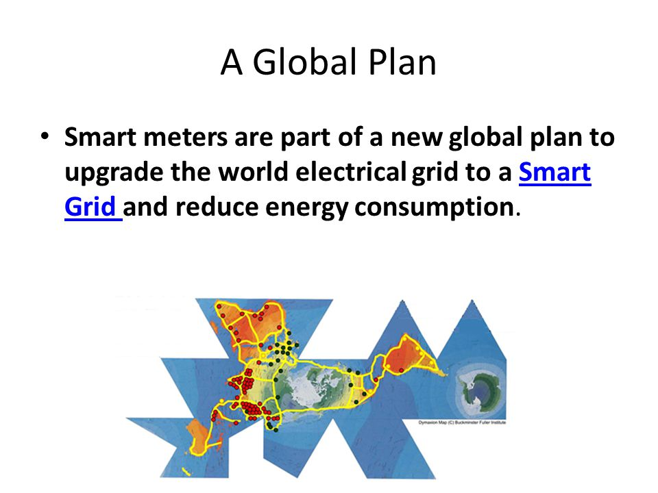 Smart Grid-Global Going Global In addition to the United States, Smart Grid is being implemented in both Canada and Mexico.