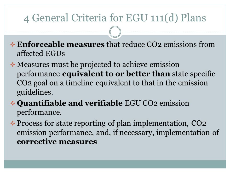 Oklahoma's EGU 111(d) Plan - The long road ahead Questions?????.
