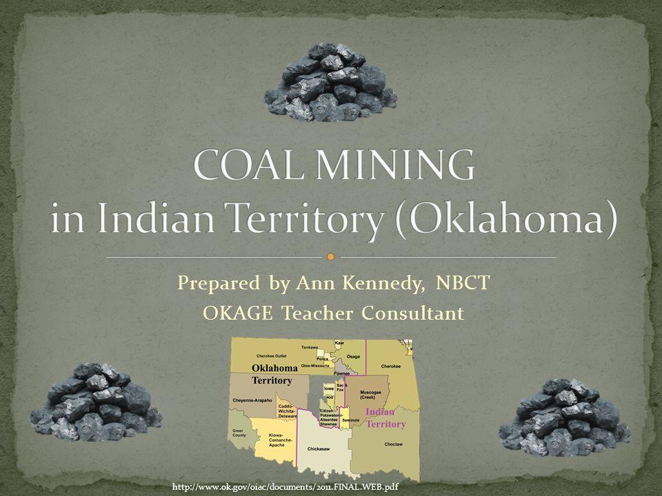 Prepared by Ann Kennedy, NBCT OKAGE Teacher Consultant http://www.ok.gov/oiac/documents/2011.FINAL.WEB.pdf