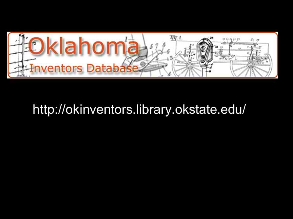 http://okinventors.library.okstate.edu/