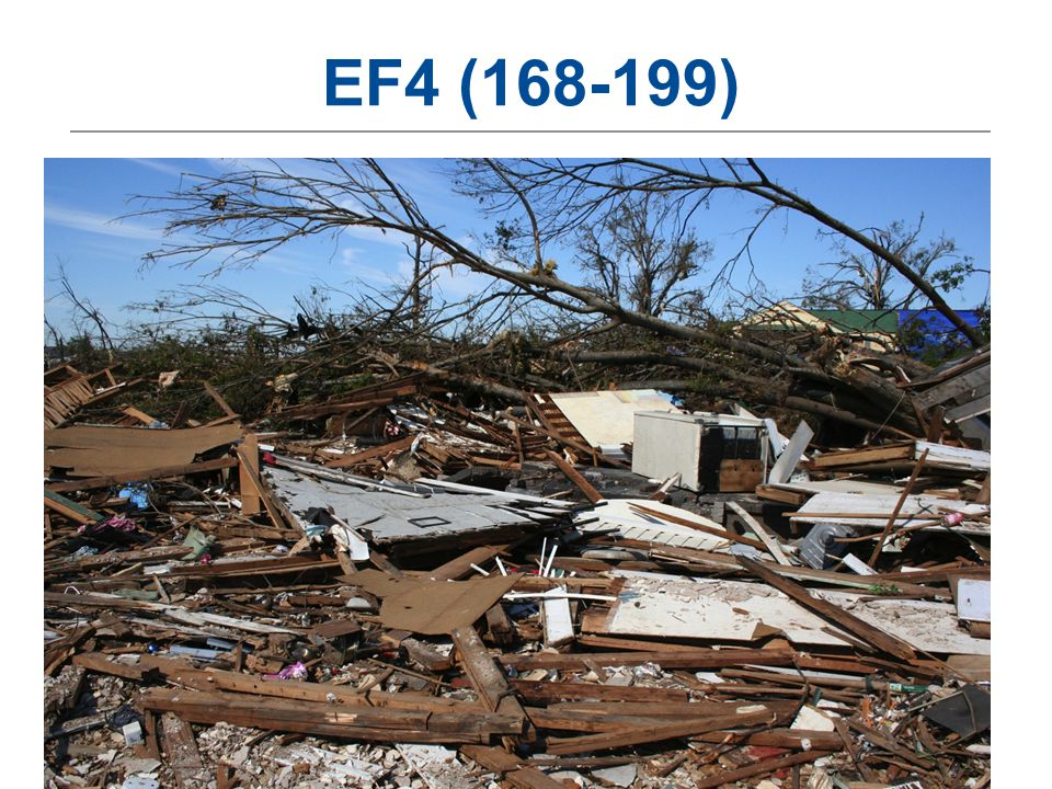 Building Design for Tornadoes – OKSEA March 201337 EF4 (168-199)