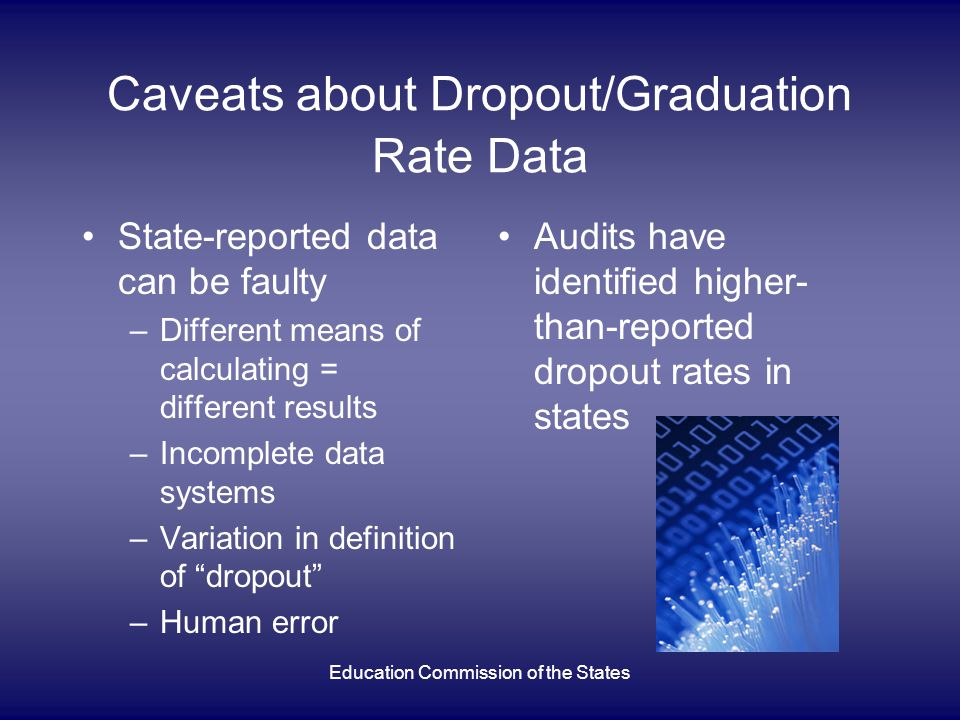 Education Commission of the States Graduation Plans/Career Majors OK: Variation on a theme Add relevance Not aware of research base